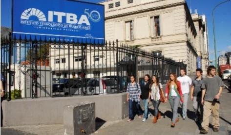 Feria Innovar ITBA