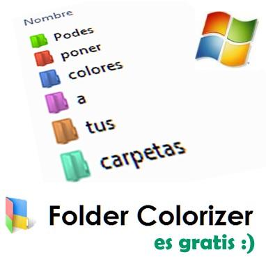 Folder Colotizer