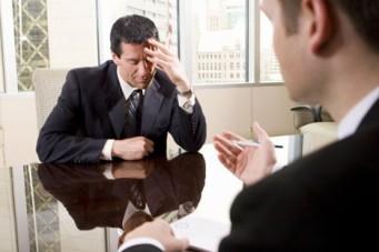 Arruinar entrevista laboral
