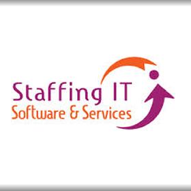 logo staffing it