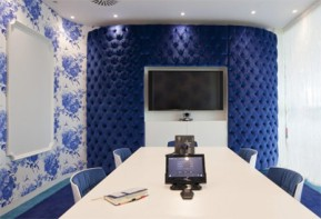 Sala de reuniones de Google