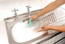 teclado infectado
