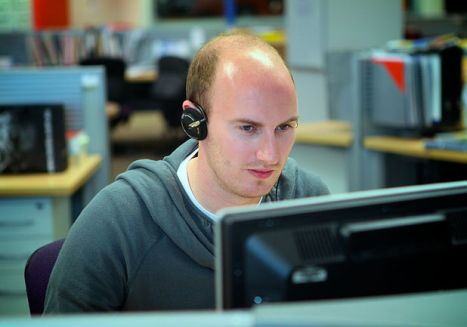Sobre productividad y auriculares en el trabajo