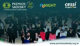 Todos invitados a la fiesta del 10° Aniversario de los PremiosSadosky