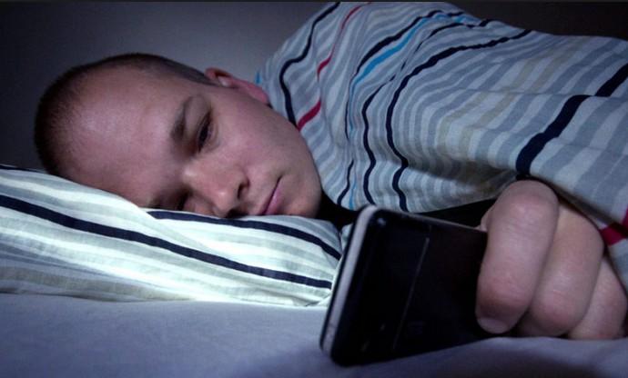 smartphone dormirse