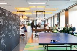 El auge de las oficinasabiertas