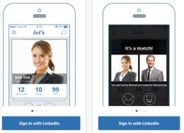 App para encontrar trabajo a través de conocidos vía LinkedInConnect
