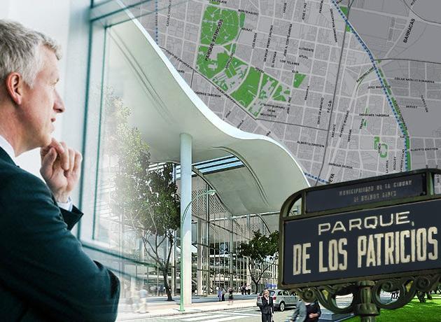 distrito tecnologico parque patricios