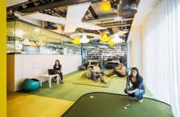 Google es la empresa preferida para trabajar por parte de las nuevas generaciones de ingeniería einformática