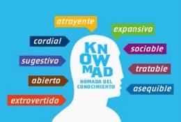 """Knowmad: """"El nómada delconocimiento"""""""