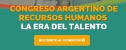 Congreso Argentino de Recursos Humanos el 30 de Septiembre en el SheratonRetiro